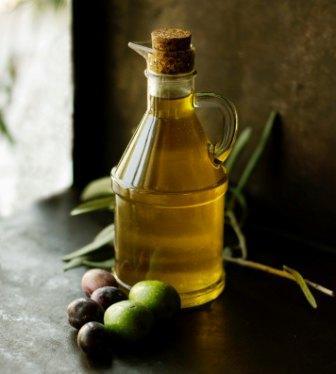 olijfolie kannetje